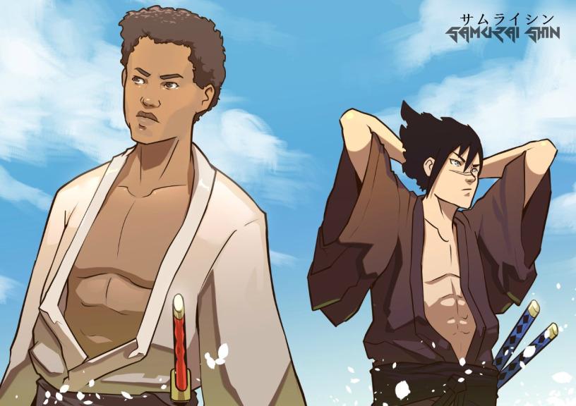 samurai shin comics soundtracks
