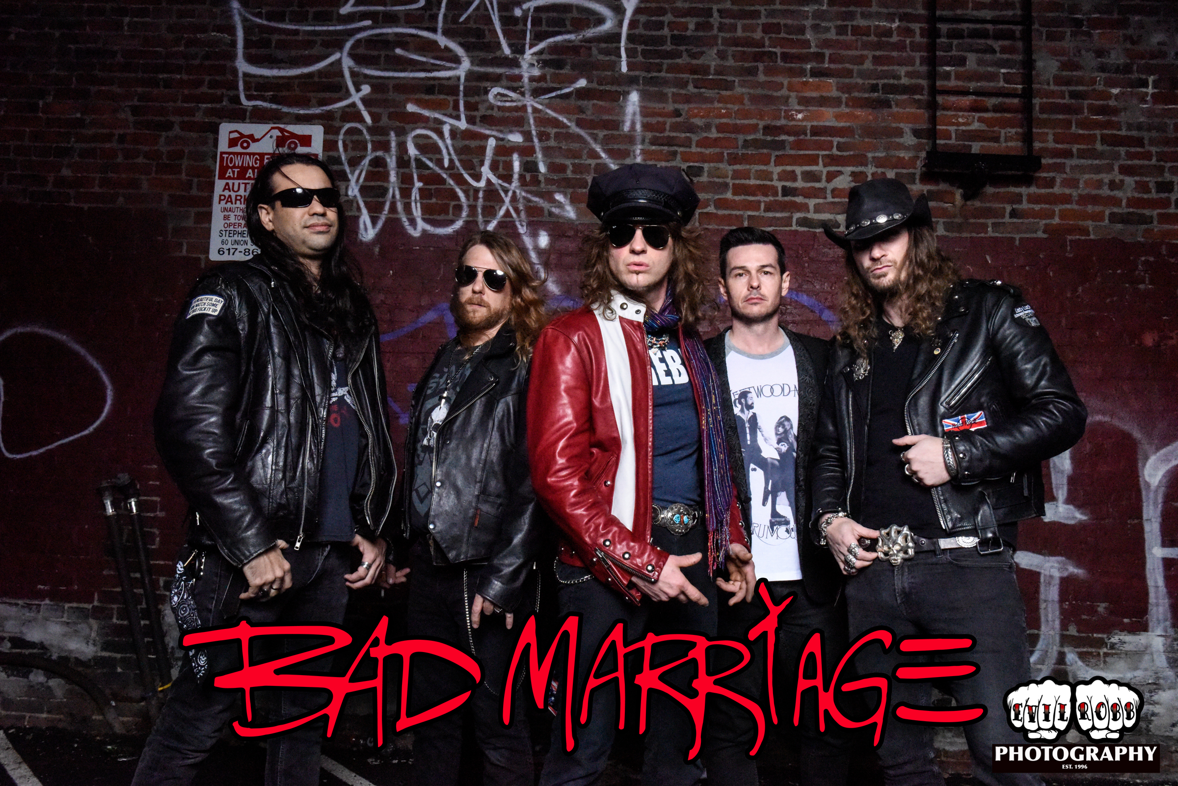 introducing bad marriage a hard rock band from boston